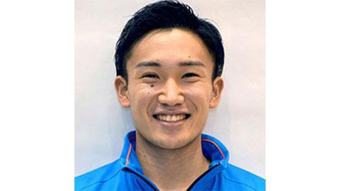 Kento Momota's Badminton Racket