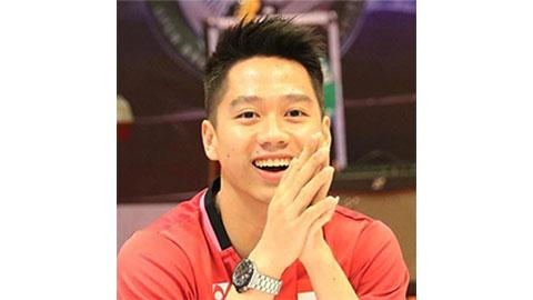 Kevin Sanjaya Sukamuljo's Badminton Racket