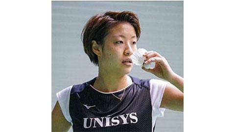 Nozomi Okuhara's Badminton Racket