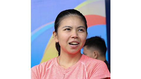 Greysia Polii's Badminton Racket