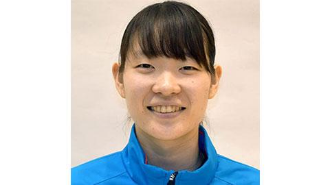 Mayu Matsumoto's Badminton Racket