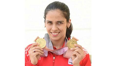 Saina Nehwal's Badminton Racket