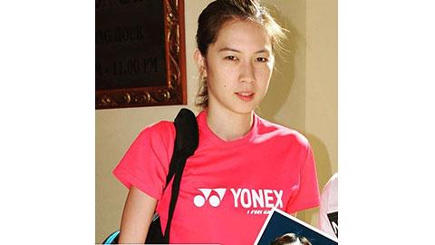 Aya Ohori's Badminton Racket