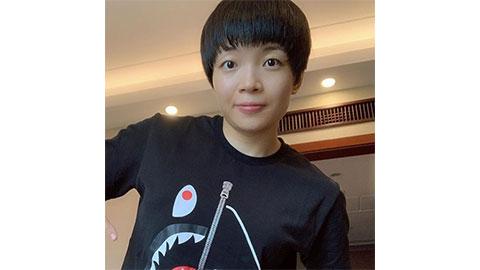 Chen Qing Chen's Badminton Racket