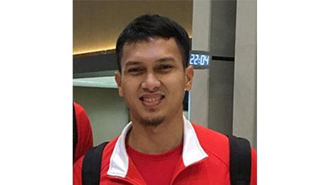 Mohammad Ahsan's Badminton Racket