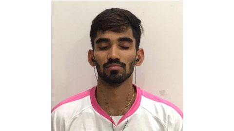 Srikanth Kidambi's Badminton Racket
