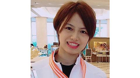 Yuki Fukushima's Badminton Racket