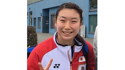 Arisa Higashino's Badminton Racket
