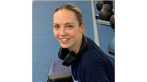 Gabrielle Adcock's Badminton Racket
