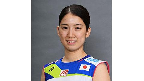 Koharu Yonemoto's Badminton Racket