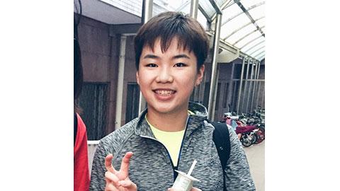 Li Yin Hui's Badminton Racket