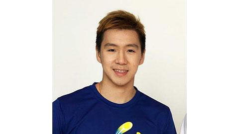 Marcus Fernaldi Gideon's Badminton Racket