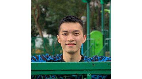 Ng Ka Long Angus's Badminton Racket