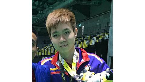 Soh Wooi Yik's Badminton Racket