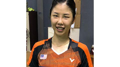 Soniia Cheah's Badminton Racket