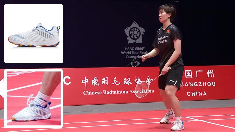 He Bing Jiao Shoes Model