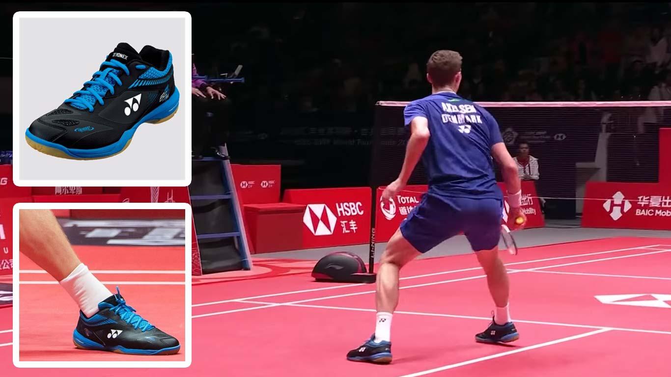 Viktor Axelsen Shoes Model