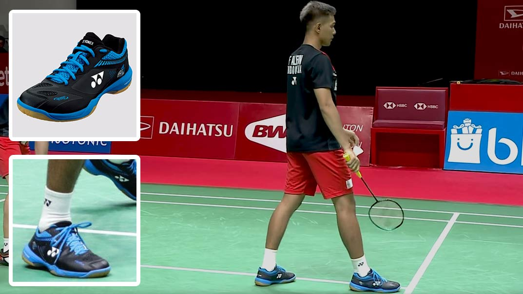 Fajar Alfian Badminton Shoes