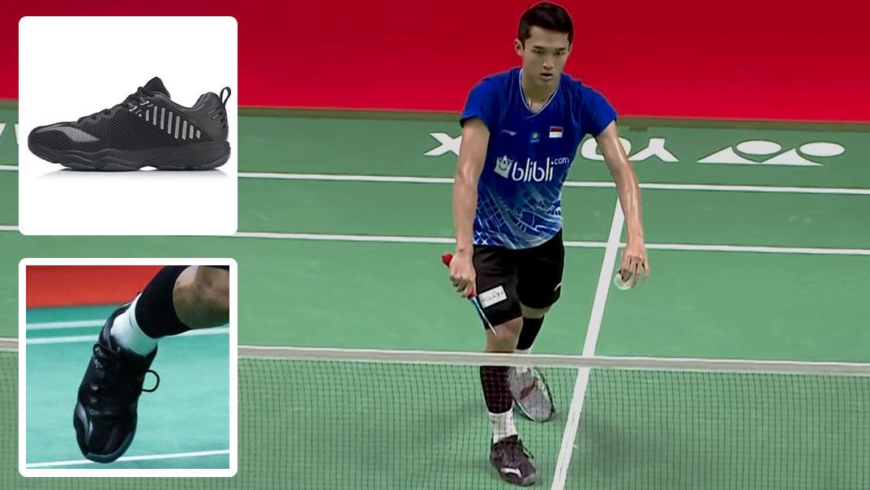 Jonatan Christie Badminton Shoe