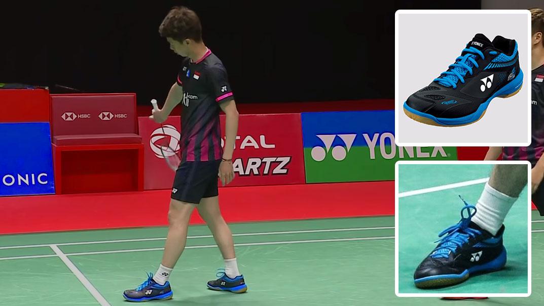 Kevin Sanjaya Sukamuljo Badminton Shoes