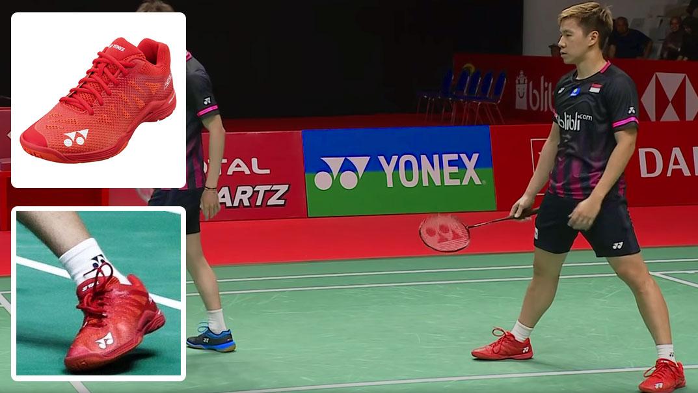 Marcus Fernaldi Gideon Badminton Shoes