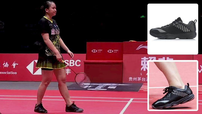 Melati Daeva Oktvianti Badminton Shoes