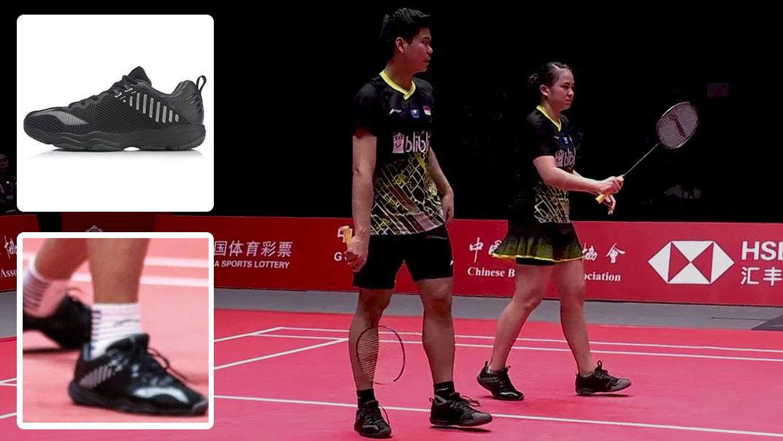 Praveen Jordan Badminton Shoes