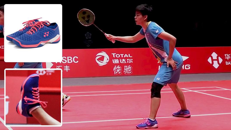 Sapsiree Taerattanachai Badminton Shoes