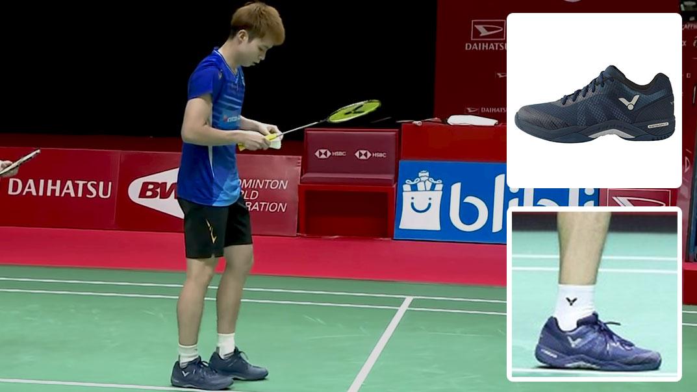 Soh Wooi Yik Badminton Shoes