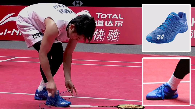 Takeshi Kamura Badminton Shoes