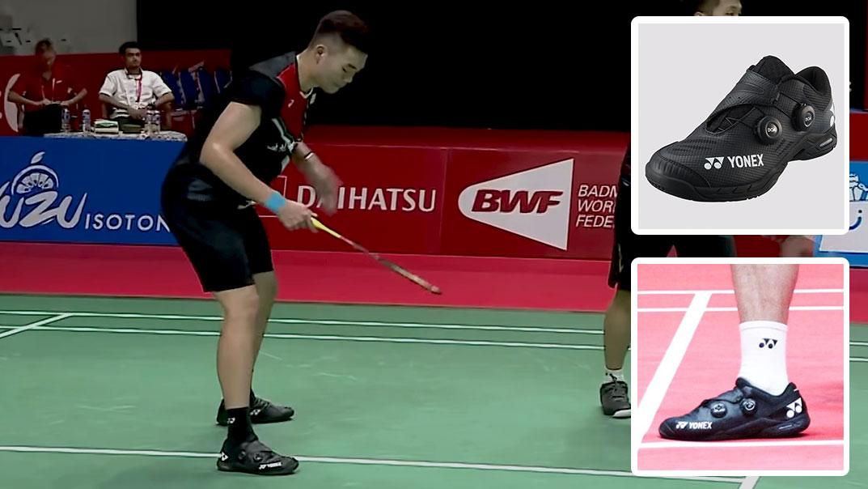 Wang Chi Lin Badminton Shoes